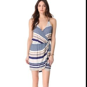 Young Fabulous & Broke  Rory Jersey Striped Dress